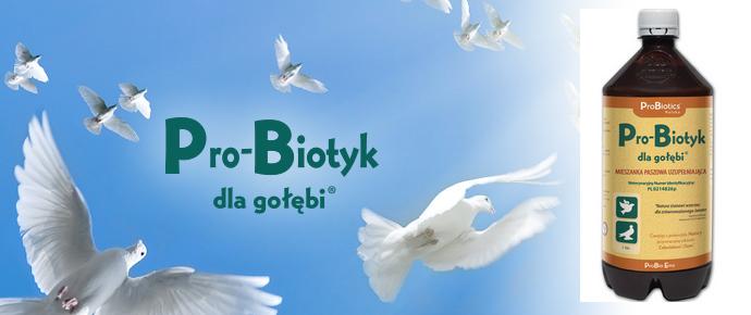 Pro-Biotyk dla gołębi®